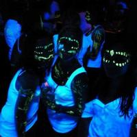 Glow in the Dark Feest